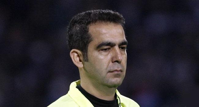 UEFA'dan Kuddusi Müftüoğlu'na görev