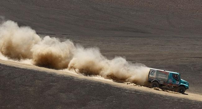 İşte Dakar pilotlarımız