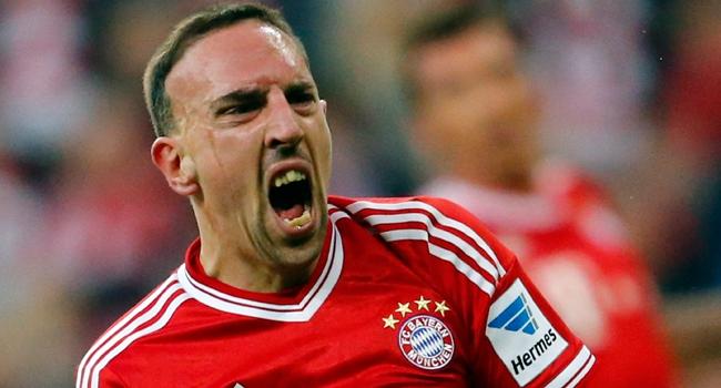 Hamburg'dan Ribery'e özür