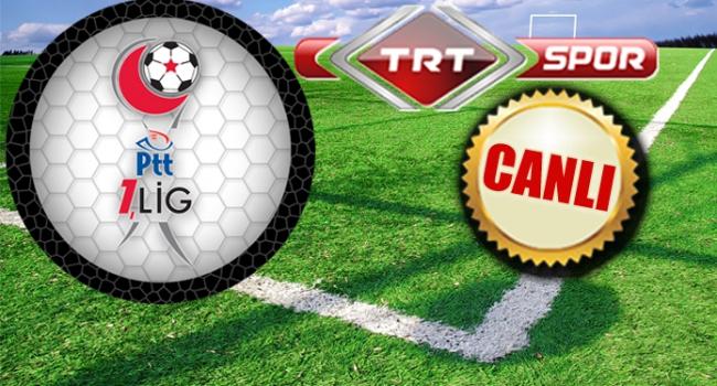 CANLI  | Antalyaspor - Bucaspor
