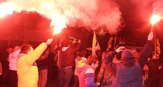 F.Bahçeliler İstanbul Defterdarlığı'nda!