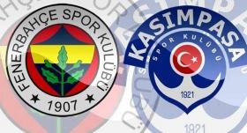 Fenerbahçe ile Kasımpaşa 30. sınavı