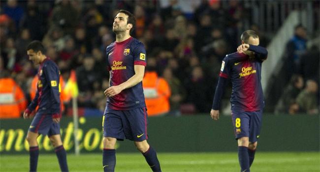 Barça'ya ceza gelebilir!