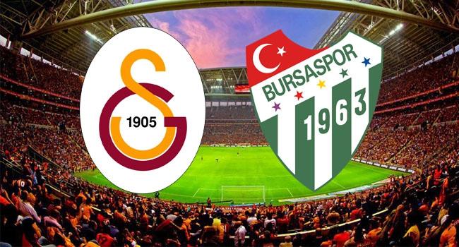 Galatasaray ile Bursaspor 92. randevuda