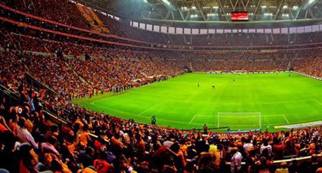 Galatasaray'a ceza