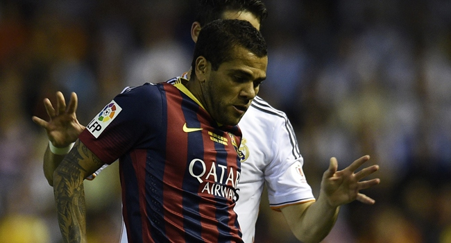 """""""Alves, PSG ile görüşüyor"""" iddiası"""