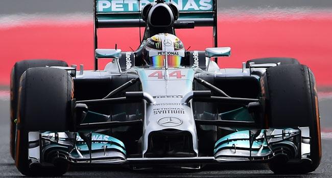 Monaco'da Hamilton ilk sırada