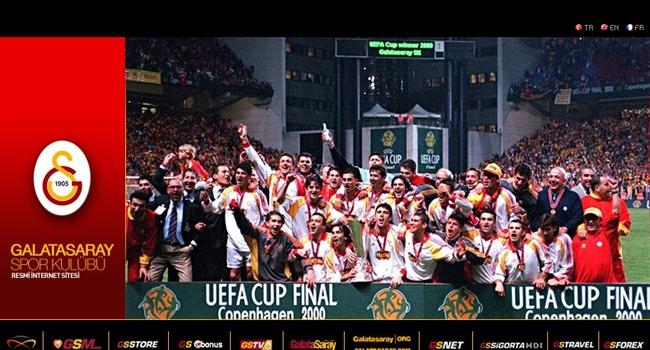 Galatasaray'dan UEFA Kupası mesajı