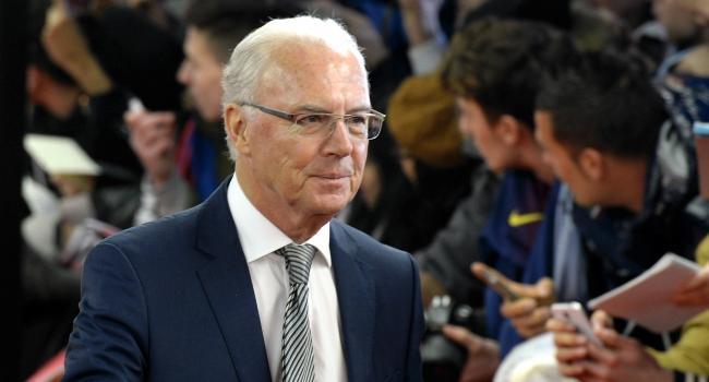 FIFA'dan Beckenbauer'e şok