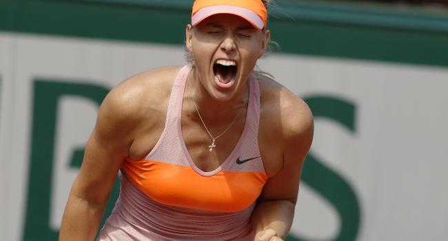 """Sharapova: """"Ne yazık ki..."""""""