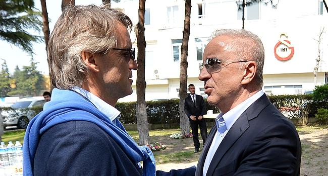 Aysal'ın cevabı Mancini'yi şok etti!