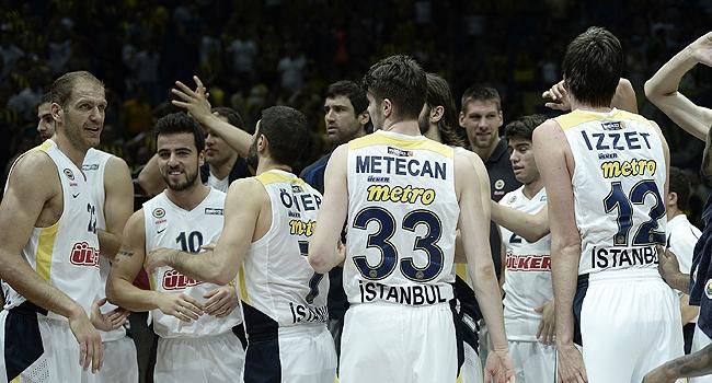 Fenerbahçe Ülker Hırvatistan'a gitti