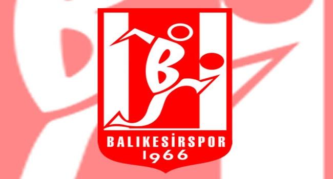 Balıkesirspor'da ayrılık!