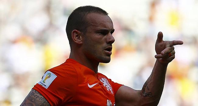 """""""Sneijder Türk dramını önledi"""""""