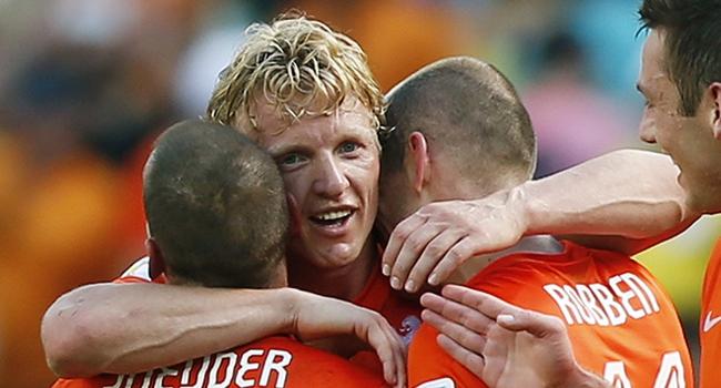 Hollanda milli takımının yeni kaptanı