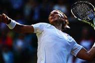 Wimbledonda sürpriz günü