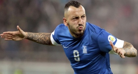 Mitroglou Aris'e transfer oldu