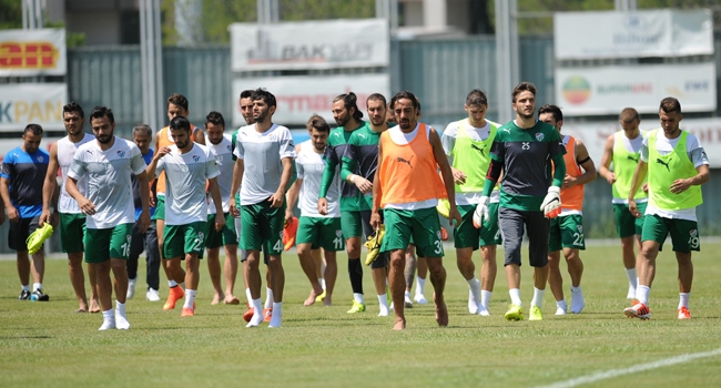 Bursaspor'da Mustafa Batuhan krizi!