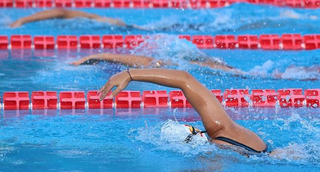 Görme engelli yüzücülerden 5 madalya