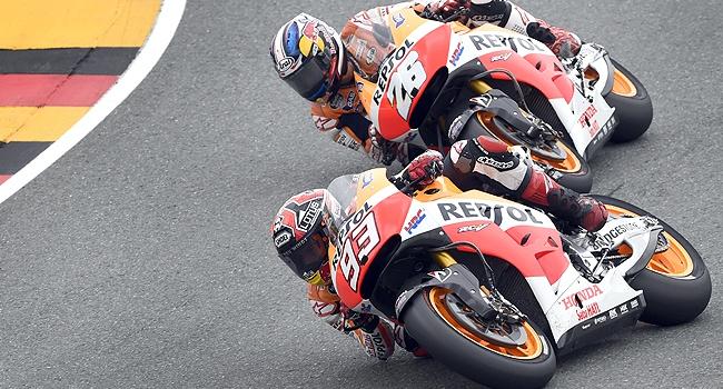 Suzuki MotoGP'de