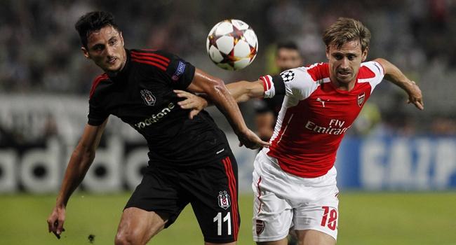 CANLI | Arsenal - Beşiktaş