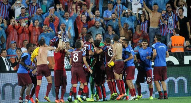 Trabzonspor iddialı