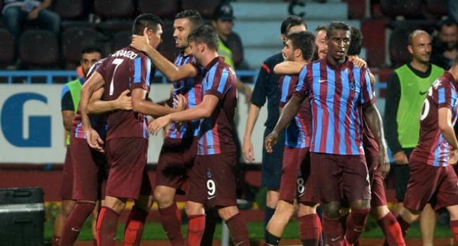 Trabzonspor, listesini UEFA'ya gönderdi