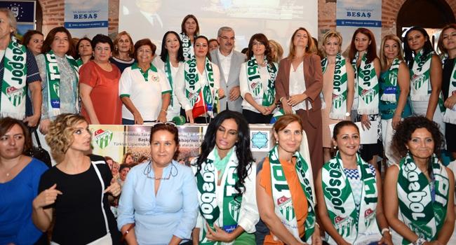 51'inci yıla 51 yeni kadın üye