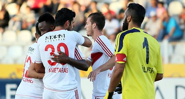 Cumhuriyet Kupası'nda gol düellosu