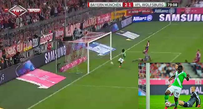 Öyle bir gol kaçırdı ki! Unutulmayacak
