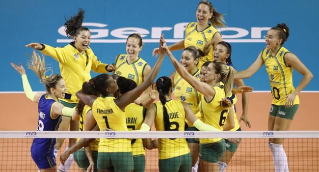 Brezilya Rusya'yı rahat geçti
