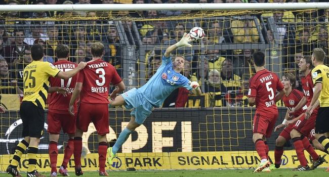 Dortmund'dan tarihe geçen yenilgi!