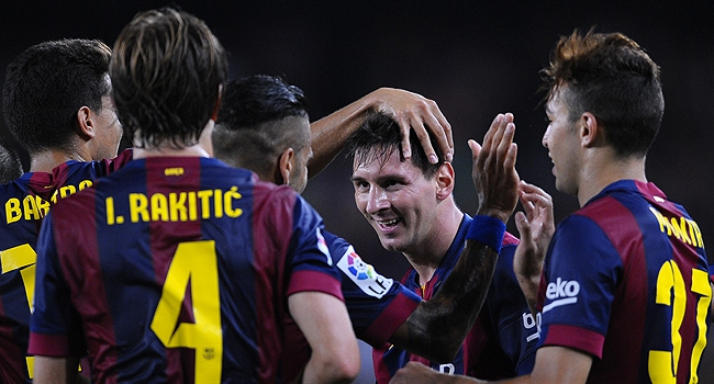 İşte Messi'nin yeni hedefi