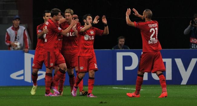 Hakan attı, Leverkusen turladı!