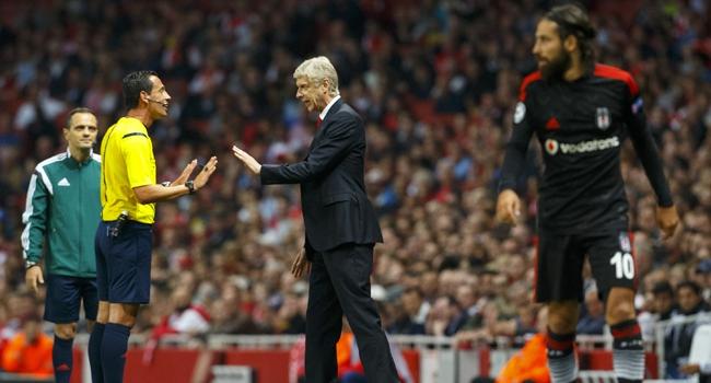 """Arsenal 17. kez """"Devler Ligi""""nde"""