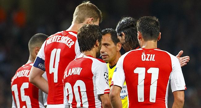 Arsenal'da 900'e yakın sakatlık!