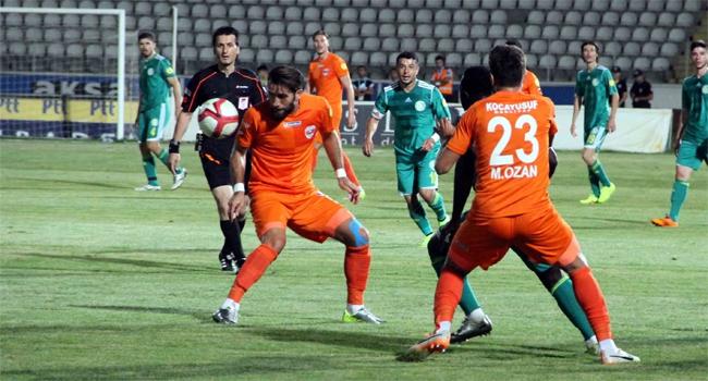 ÖZET   Şanlıurfa, Adanaspor'u boş gönderdi