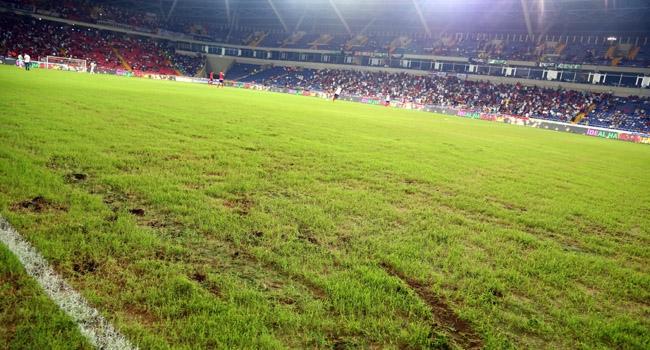 Mersin-Rize maçının yeri değişti