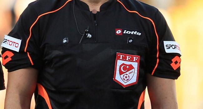 İşte Türkiye Kupası hakemleri