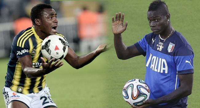 Emenike'yi Balotelli'ye benzetti!