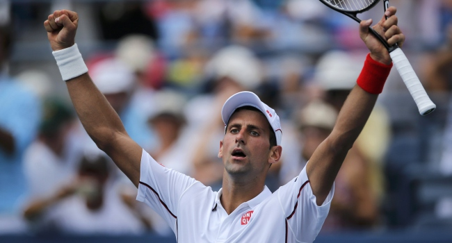 Djokovic set vermeden kazandı