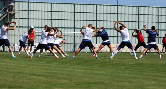Ç.Rizespor, Beşiktaş maçı hazırlıklarına başladı