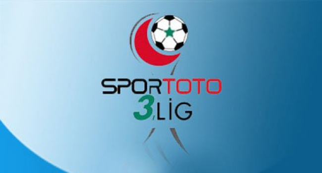 3. Lig'de hakemler açıklandı