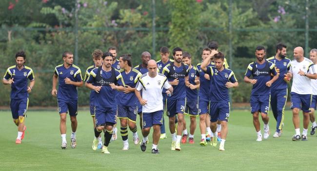 Fenerbahçe'de Gaziantepspor hazırlığı