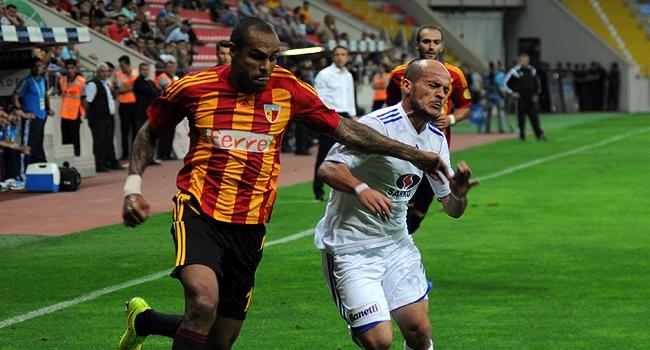 Kayserispor'dan sezona kötü başlangıç