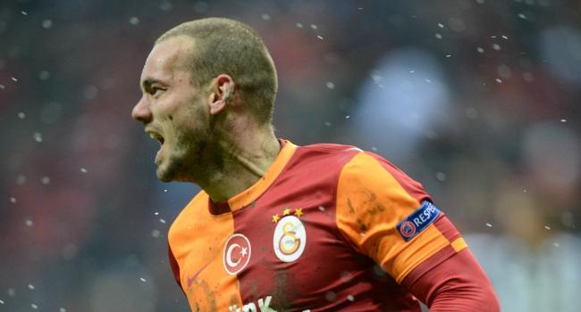 En tecrübelisi Sneijder