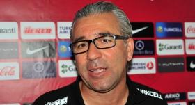 Talat Tuncel: Hedefimiz Avrupa Şampiyonası