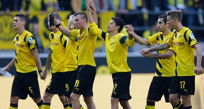 Dortmund zirveye oturdu