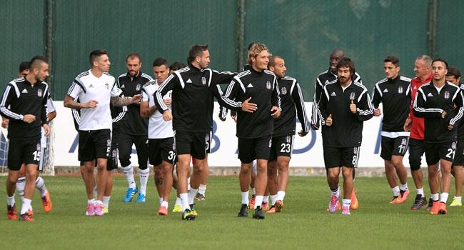 İşte Beşiktaş'ın Bursa kadrosu!