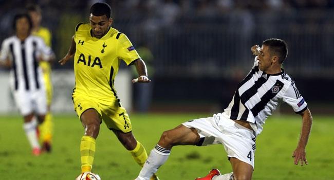 Ne Partizan, ne Tottenham